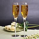 ieftine Jartiere de Nuntă-Cristal Prăjire Flutes Cutie de Cadouri Temă Clasică Iarnă Primăvară Vară Toamnă