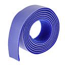 hesapli Kablo Düzenleyiciler-sihirli bant mavi 100m * telin idaresi için 20mm