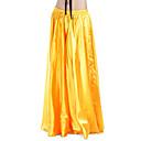 cheap Dance Accessories-Belly Dance Skirt Women's Training Satin / Ballroom