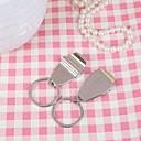 preiswerte Schlüsselanhänger Gastgeschenke-Klassisch Schlüsselanhänger Geschenke Edelstahl Schlüsselanhänger - 6