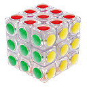 preiswerte Rubiks Würfel-Zauberwürfel 3*3*3 Glatte Geschwindigkeits-Würfel Magische Würfel Puzzle-Würfel Profi Level Geschwindigkeit Geschenk Klassisch & Zeitlos
