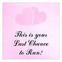 halpa Käytännölliset pikkulahjat-Pink Double Heart avaaminen Indicator