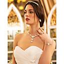 זול סטים של תכשיטים-בגדי ריקוד נשים אחרים סט תכשיטים - רגיל עבור חתונה / Party / יוֹם הַשָׁנָה