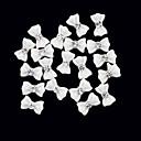 billige Rhinsten&Dekorationer-20 pcs Negle Smykker Negle kunst Manicure Pedicure Daglig Abstrakt / Mode / Negle smykker