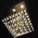 preiswerte Pendelleuchten-SL® Kristall Unterputz Raumbeleuchtung - Candle-Art, 110-120V / 220-240V Inklusive Glühbirne / GU10 / 20-30㎡