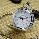 ieftine Ceas de buzunar-Bărbați Ceas de buzunar Aliaj Bandă Vintage Argint / SODA AG4