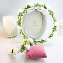 baratos Acessórios de Cabelo-Seda Decoração de Cabelo / Grinaldas com Floral 1pç Casamento / Ocasião Especial Capacete