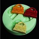 abordables Utensilios de Horno-Herramientas para hornear El plastico Pastel Moldes para pasteles 1pc