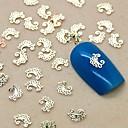 ieftine Bijuterie unghii-200 Lace Sticker Unghiul de bijuterii Alte decoratiuni Fructe Floare Abstract Clasic Desen animat Încântător Nuntă Zilnic Fructe Floare