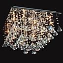 ieftine Montaj Flush-SL® Cristal Candelabre Iluminare verticală - Cristal, 110-120V / 220-240V, Alb Cald, Bec Inclus / G4 / 20-30㎡
