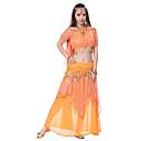 baratos Roupas de Dança do Ventre-Dança do Ventre Roupa Mulheres Seda
