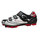 cheap Religious Jewelry-SANTIC Mountain Bike Shoes Carbon Fiber Anti-Slip, Fast Dry, Ultra Light (UL) Cycling Black / White Men's
