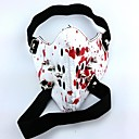 cheap Anime Costumes-Mask Inspired by Tokyo Ghoul Cosplay Anime Cosplay Accessories Mask PU Leather Men's New / Hot Halloween Costumes