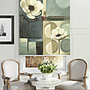 tanie Koce i narzuty-obraz olejny Martwa natura z kwiatami w stylu cienia rolki