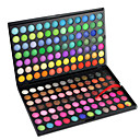 cheap Eye Kits & Palettes-168 Colors Eyeshadow Palette / Powders Eye Daily Makeup / Party Makeup Makeup Cosmetic / Matte / Shimmer