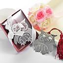 preiswerte Aufkleber, Etiketten und Schilder-Nicht-individualisiert Edelstahl Lesezeichen und Brieföffner Freunde Hochzeit Jahrestag Geburtstag