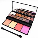 cheap Eyebrows-20 Colors Powders Blush Dry / Matte / Shimmer Face Makeup Cosmetic