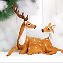 ieftine Christmas Decorations-1 buc Santa Ornamente, Decoratiuni de vacanta 34.0*10.0*24.0