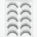 preiswerte Wimpern Accessoires-Augenwimpern Make-up Utensilien Falsche Wimpern Bilden Augenwimpern Alltag Alltag Make-up Voluminisierung Natürlich Kosmetikum Pflegezubehör