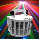 ieftine Produse Antistres-LT-934532 voce activat de control de culoare RGB condus proiector cu laser lumina etapă (220v.1xlaser projetor)