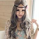 halpa Lolita-peruukit-Lolita Peruukit Prinsessa Söpö Lolita Harmaa Lolita Peruukit 32 inch Cosplay-Peruukit Yhtenäinen Peruukki Halloween Peruukit