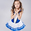 ieftine Ținute De Dans De Copii-Ținute de Dans Copii Rochii & Fuste Fuste de balet Spandex Șifon Catifea Fără manșon