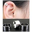 olcso Divat fülbevalók-Női Francia kapcsos fülbevalók Fül Mandzsetta - minimalista stílusú, Divat Fekete / Ezüst / Aranyozott Kompatibilitás Esküvő Parti Napi