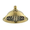 preiswerte LED Doppelsteckerlichter-Antike Regendusche Ti-PVD Eigenschaft - Regenfall, Duschkopf
