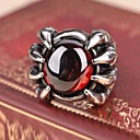 cheap Religious Jewelry-Men's Ruby / Synthetic Ruby Statement Ring / Ring - Vintage, Casual, European For