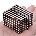cheap Human Hair Wigs-216 pcs 5mm Magnet Toy Magnetic Balls / Building Blocks / Puzzle Cube Magnet Magnetic Gift