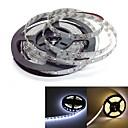 halpa Taskulamput-5m Joustavat LED-valonauhat 300 LEDit 5630 SMD Lämmin valkoinen / Valkoinen Itsekiinnittyvä 12 V / IP44