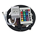 cheap LED Strip Lights-5m Flexible LED Light Strips 300 LEDs 3528 SMD RGB 12 V