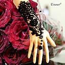 preiswerte Backformen-Damen Perle Vintage Armbänder Ring-Armbänder - Spitze Armbänder Für Hochzeit Party Alltag
