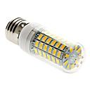 preiswerte LED Glühbirnen-5W 450 lm E26/E27 LED Mais-Birnen T 69 Leds SMD 5730 Warmes Weiß Wechselstrom 220-240V