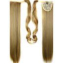 preiswerte Haarteil-Pferdeschwanz Gute Qualität Haarstück Haar-Verlängerung Klassisch Alltag