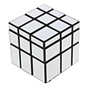 olcso Laptop adapterek-Rubik kocka shenshou Mirror Cube 3*3*3 Sima Speed Cube Rubik-kocka Puzzle Cube szakmai szint Sebesség Ajándék Klasszikus és időtálló