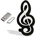 preiswerte USB Speicherkarten-8GB USB-Stick USB-Festplatte USB 2.0 Kunststoff Musik Instrumente Zeichentrick