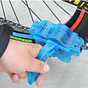 cheap Tools, Cleaners & Lubricants-Chain Cleaner Brush Convenient Cycling / Bike Plastic Blue - 1 pcs