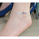 cheap Bakeware-Anklet Body Chain - Bowknot Double-layer For Party / Daily / Casual / Women's