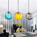 preiswerte Backformen-Pendelleuchten Raumbeleuchtung Galvanisierung Glas Glas Ministil 110-120V / 220-240V Glühbirne nicht inklusive / G9