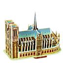 Недорогие 3D пазлы-3 д пазл Нотр-Дам-де-Пари