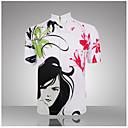 זול אביזרים לגברים-GETMOVING חולצת ג'רסי לרכיבה בגדי ריקוד נשים שרוולים קצרים אופניים ג'רזי צמרות בגדי רכיבת אופניים ייבוש מהיר עיצוב אנטומי עמיד אולטרה