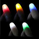 abordables Trucos de Magia-agitando los juguetes mágicos de la envoltura para uñas flash (color al azar luz&1 ps)