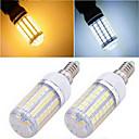 cheap LED Strip Lights-1200 lm E14 LED Corn Lights T 69LED leds SMD 5050 Warm White Cold White AC 220-240V