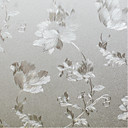 cheap Window Film & Stickers-Window Film & Stickers Decoration Country Floral PVC / Vinyl Window Film / Dining Room / Bedroom / Living Room