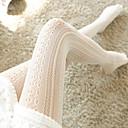 رخيصةأون جوارب-نسائي متوسط السماكة جوارب طويلة - خملة الجاكوارد وسط