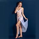 preiswerte Parykopfbedeckungen-Damen Super Sexy Besonders sexy Dessous Hemden & Kleider Nachtwäsche Solide