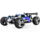 voordelige RC auto's-RC auto WLtoys A959 2.4G Terreinwagen / Drift Car / High-Speed 1:18 50 km/h Afstandsbediening / Oplaadbaar / Electrisch