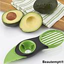 billige Frugt & Grøntsags Redskaber-Køkken Tools Plast Kreativ Køkkengadget Skæreredskab For frugt 1pc