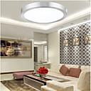 preiswerte Angelrollen-KAKAXI Unterputz Moonlight Galvanisierung PVC Ministil, LED 90-240V / 110-120V / 220-240V Wärm Weiß / Weiß LED-Lichtquelle enthalten / integrierte LED